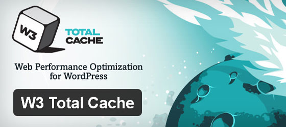 w3 total cache wordpress plugin
