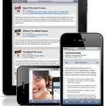 Make website mobile friendly on WordPress