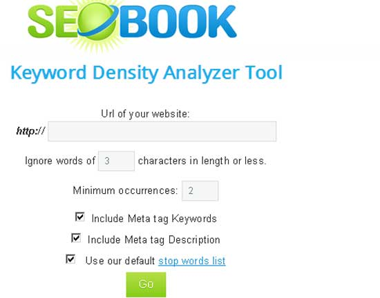 seobook keyword density