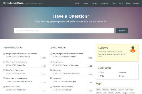 12 Best Premium Wordpress Themes 2013